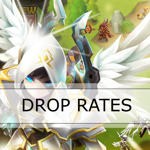 summoners war drop rates