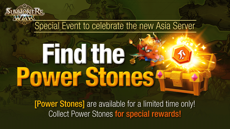 Find the power stones