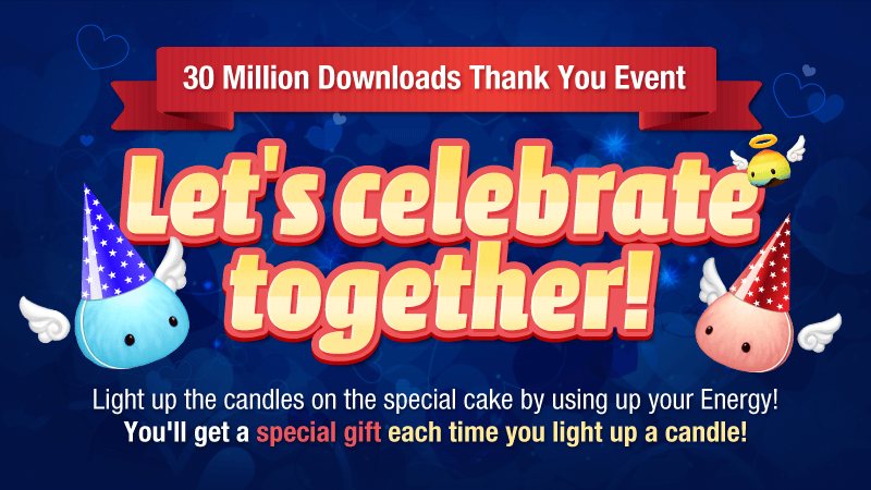 30 Million Downloads Thank You Event