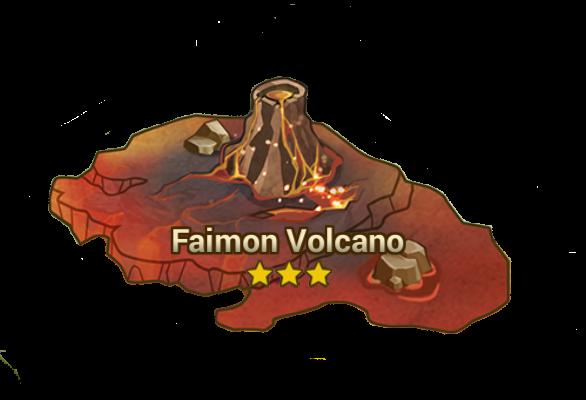Faimon_Volcano_Map