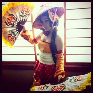 chasun cosplay