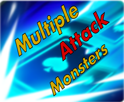multiple attack monsters summoners war