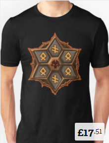 Rage-Blade T-shirt Summoners War [220x290]