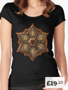 Rage Blade Women T-shirt Summoners War [220x290]