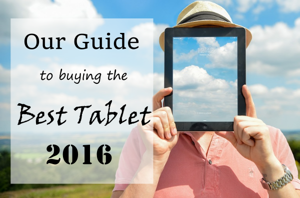 best tablet 2016