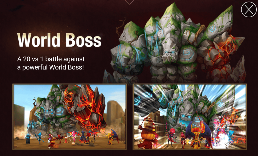 summoners war world boss