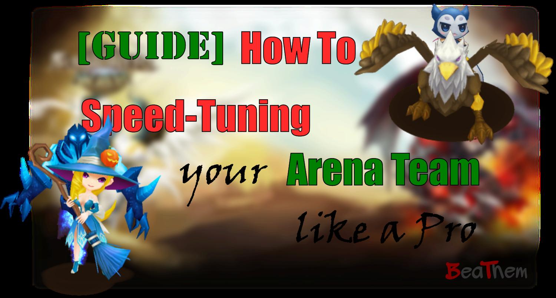 summoners war arena speed
