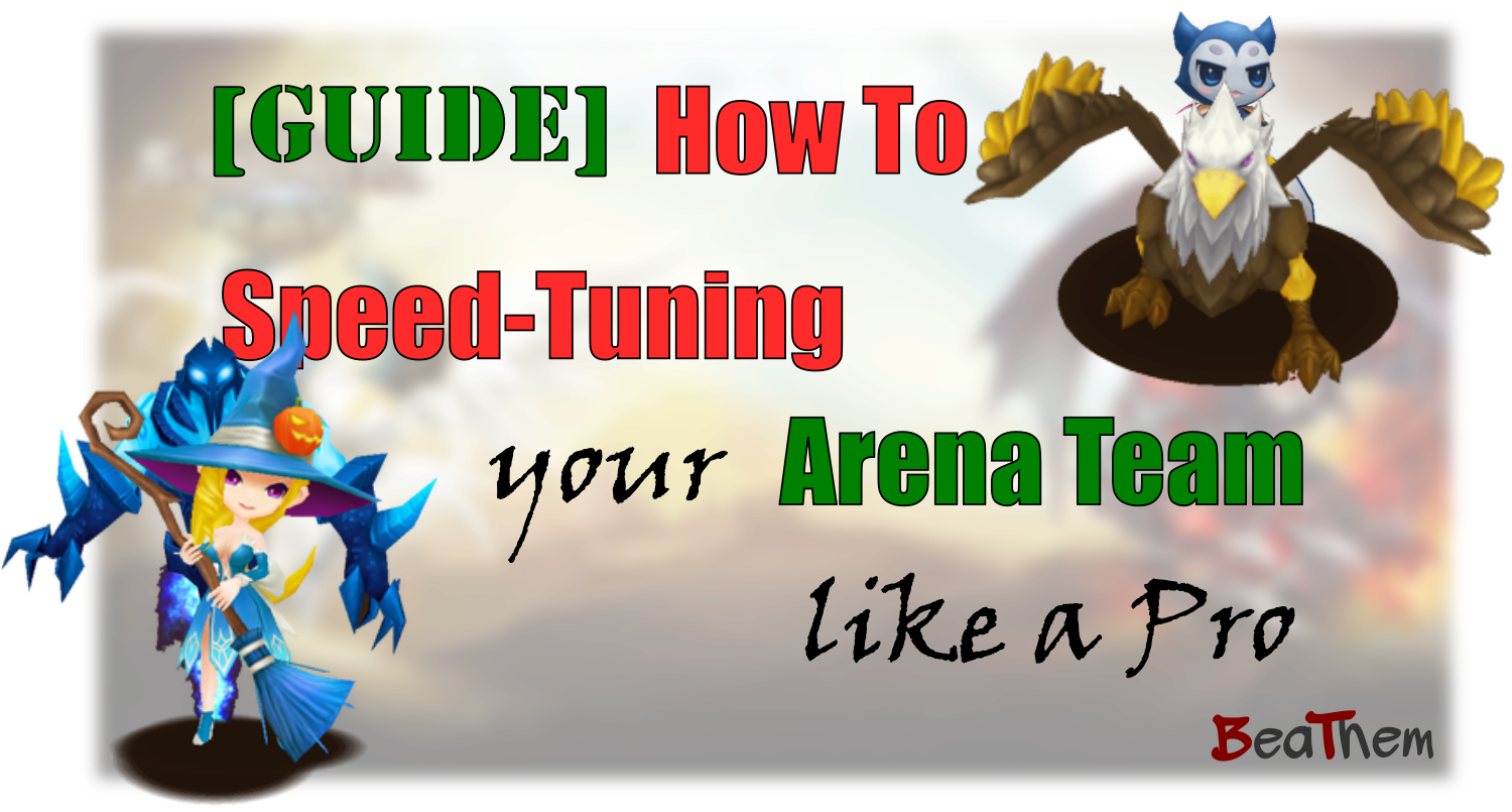 summoners war arena speed